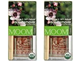 6 oz Pack of 2 : Moom Organic Hair Removal Kit With Tea Tree Classic - 1 Kit