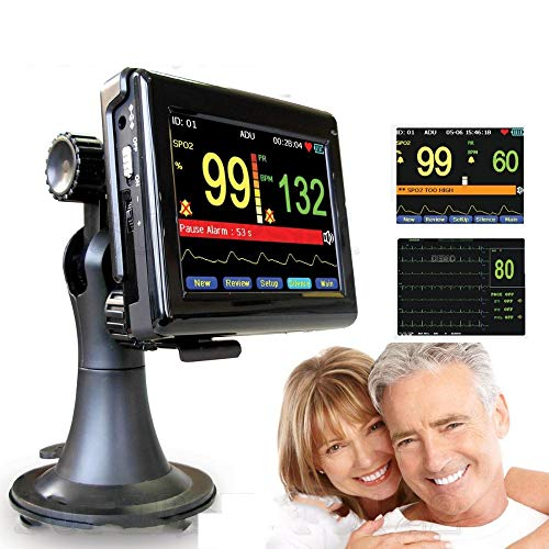 Guoz Touch-Screen-Handportable Patientenmonitor SPO2 für PM60A, SPO2, CE für Kinder