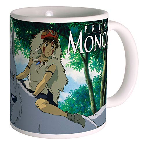 Semic Studio Ghibli Mug Princess Mononoke Calici Tazze