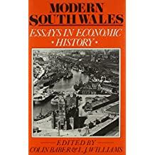 Modern South Wales: Essays in Economic History