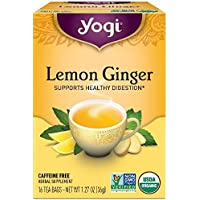 Yogi Tea Ginger Lemon - organic - 2 x 17 bags preisvergleich bei billige-tabletten.eu
