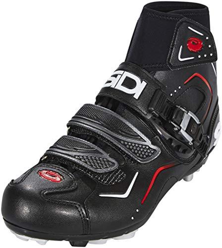 MTB-Schuhe Breeze Rain Radsport Sidi 43 schwarz
