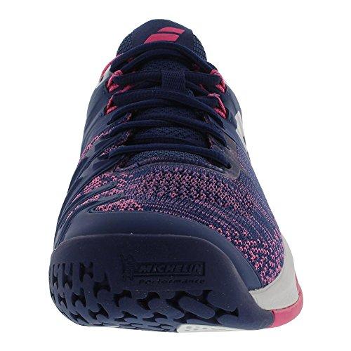 Babolat - Propulse Blast Clay Femme Chaussures De Tennis Blau
