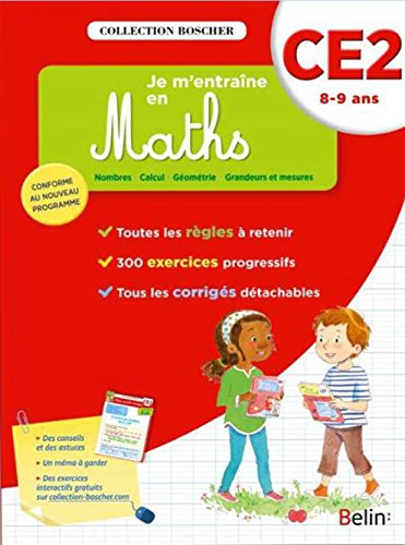 Boscher, je m'entrane en maths CE2 2016