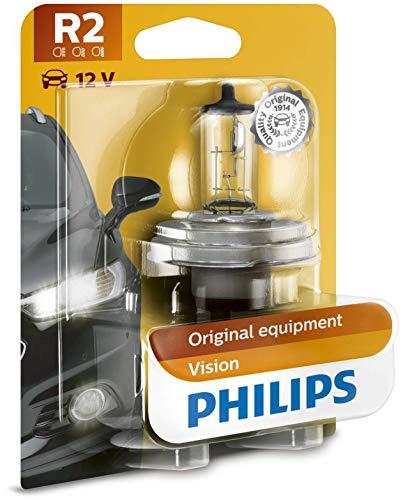 Philips 12475B1 Scheinwerferlampe R2 Visio, 1-er Blister