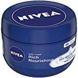 NIVEA Body Cream, Rich Nourishing, For Normal to Dry Skin, 250ml