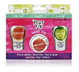 Best Body Wash For Women - Invero® 3 Piece Fruit Fix Body Scrub Scented Review