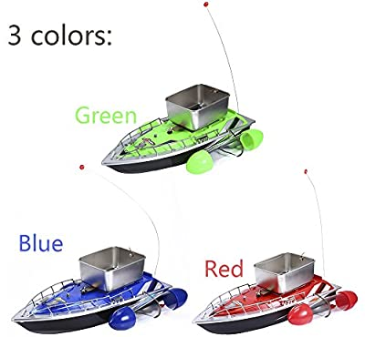 Mini RC Wireless Fishing Lure Bait Boat For Finding Fish 200M Remote Control Fish Finder from Top of top store