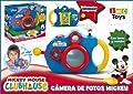 IMC Toys 180482 Mickey Mouse Club House - Cámara de fotos de juguete, color azul por Imc Toys