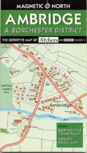 Ambridge and Borchester District: The Definitive M...