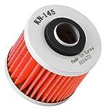 KN-145 K&N Oil Filter fits YAMAHA XV535 VIRAGO 535 1987-2002