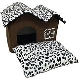 Sala de gama alta casa del animal doméstico / del perro del gato Cama