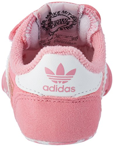adidas Unisex-Kinder Dragon L2w Crib Sneaker Pink (Easy Pink/Ftwr White/Easy Pink)