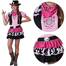 Suchergebnis Auf Amazon De Fur Cowgirl Kostum Madchen
