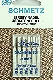 Schmetz - 5 Jersey Nadeln - 130/705 H - Nm 70-90 // 10-14