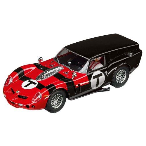 Carrera Digital 124 - 20023771 - Véhicule Miniature et Circuit - 250 GT Berlinetta Passo Corto - Breadvan 1962 - Testcar - Monaco