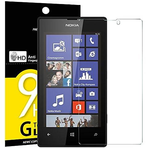 Ecran Tactile Lumia 520 - Verre Trempé Nokia Microsoft Lumia 520, NEWC®