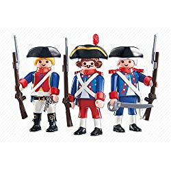 Playmobil 6436. Set 3 Soldados