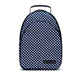 Beaumont BCCA-BP Designer Lightweight Clarinet Case, Blue Polka Dot