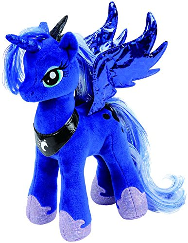 Ty - TY41183 - My Little Pony - Peluche Apple Luna - 20 cm