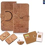 K-S-Trade 360° Cover cork Case for General Mobile GM 6 |