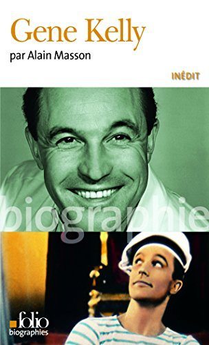 Gene Kelly (Folio Biographies) par Alain Masson