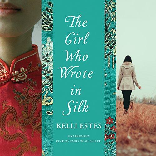 The Girl Who Wrote in Silk  Audiolibri