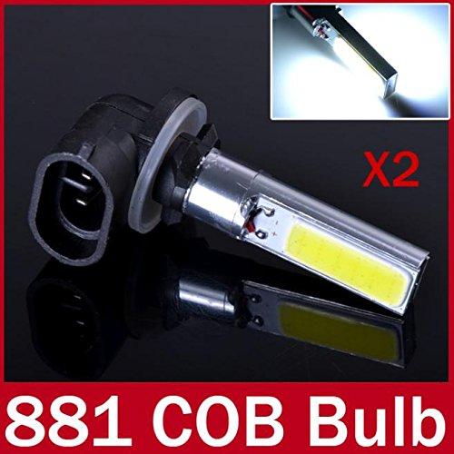 OxGrow (TM)-2 x 881 High Power LED COB H27W/2 862