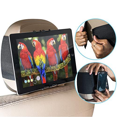 baby 1st Universal Tablet Auto/Kopfstütze Halterung/Cradle/Halter für iPad Mini iPhone  Kindle fire  Samsung Galaxy  Nexus  lg  Huawei  Honor  HTC  Smartphone Halter.