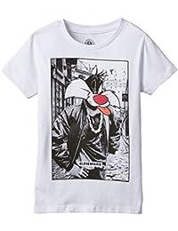 Eleven Paris Street Ss - T-shirt - Imprimé - Col rond - Manches courtes - Garçon