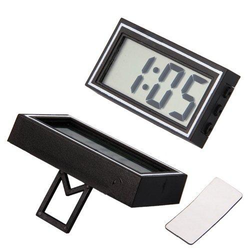 Orologio digitale da tavolo auto display data ora 55x30mm - Orologio digitale da tavolo ...