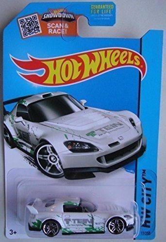 Hot Wheels, 2015 HW City, Honda S2000 [White] Die-Cast Vehicle #17/250