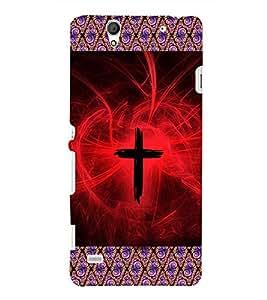 PRINTSHOPPII JESUS Back Case Cover for Sony Xperia C4 Dual E5333 E5343 E5363::Sony Xperia C4 E5303 E5306 E5353