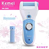 #5: Estilo Km-2503 Rechargeable Electric Foot Dead Dry Skin Callus Remover With Extra Bonus Roller