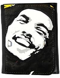 le portefeuille de grands luxe femmes avec beaucoup de compartiments // V00001928 Bob Marley // Small Size Wallet