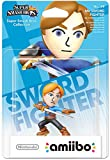 Cheapest Nintendo Amiibo Smash Bros Collection Character  Mii Sword Fighter (Wii U  Nintendo 3DS) on Nintendo Wii U