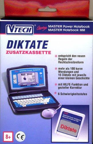 Vtech Genius Diktate Zusatzkassette VTCH Kinderlernsoftware