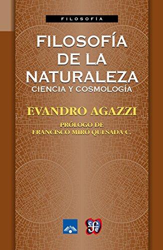 Filosofía de la naturaleza. Ciencia y cosmología (Biblioteka Ukraintsia) por Evandro Agazzi