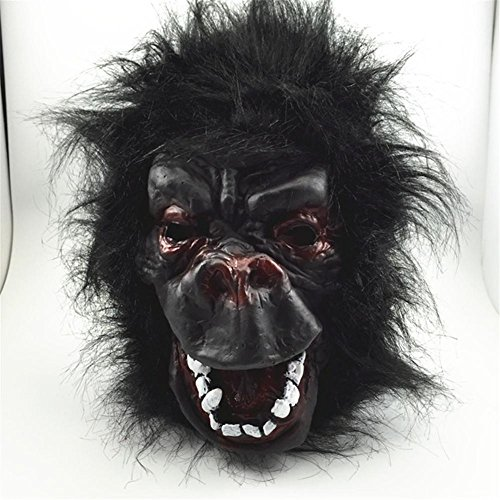 schuhe / Füße / Maske Make-up Tanz Requisiten, Halloween Scary Dress Up Requisiten , chimpanzee hoods (Scary Halloween-requisiten Uk)