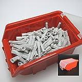 150 Universal Kragendübel 6x51 in Stapelbox mit Deckel