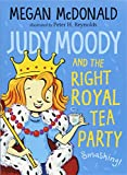 Best Party Book - Judy Moody and the Right Royal Tea Party Review