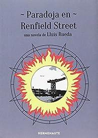 Paradoja en Renfield Street par Lluís Rueda