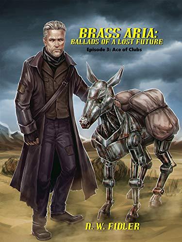 Brass Aria: Episode 3 (English Edition)