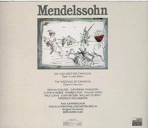 Mendelssohn;Wedding of Cam [Import anglais]