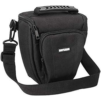 f0a425270a765 Bodyguard Colttasche Fototasche Spiegelreflex Colt Easy schwarz für Nikon  D800 D3500 D5300 D5600 D7500 Canon EOS 2000D 4000D 750D 200D 77D 80D  Kameratasche ...