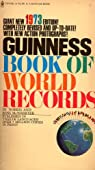 1973 Guinness Book of World Records par McWhirter