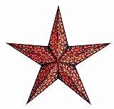 Leuchtstern kalea red inkl. Verstromung