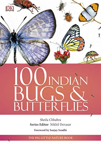 100 Indian Bugs & Butterflies: The Big Little Nature Book