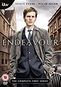 Endeavour: The Complete First Series [2013] [DVD]
