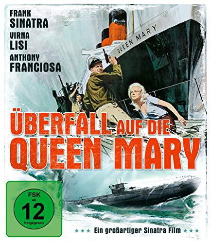 Überfall auf die Queen Mary (Assault on a Queen) [Blu-ray]